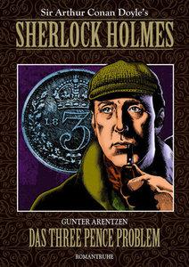 Sherlock Holmes - Neue Fälle 05. Das Three Penc Problem