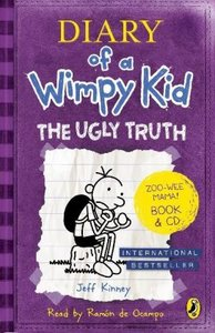 Diary of a Wimpy Kid 05. The Ugly Truth. Book & CD