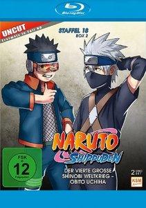 Naruto Shippuden - Staffel 18.2: Episode 603-613