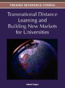 Transnational Distance Learning and Building New Markets for Uni