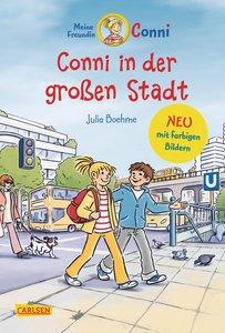 Conni-Erzählbände, Band 12: Conni in der großen Stadt mit farbig