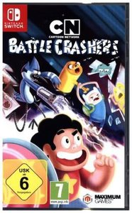 Cartoon Network, Battle Crashers, 1 Nintendo Switch-Spiel