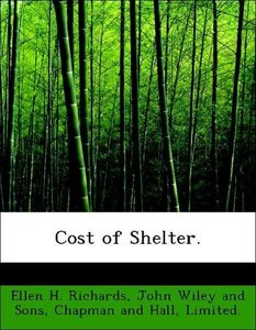 Cost of Shelter.