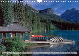 Canada Christian Heeb / UK Version (Wall Calendar 2020 DIN A4 La