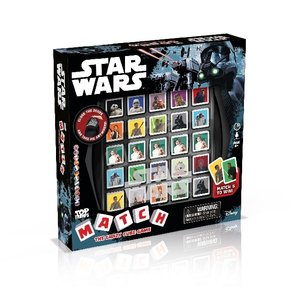 Top Trumps (Quartettspiel) Star Wars, multilingual