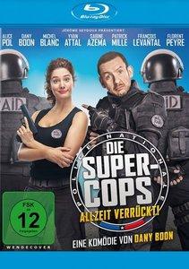 Die Super-Cops - Allzeit verrückt!, 1 Blu-ray