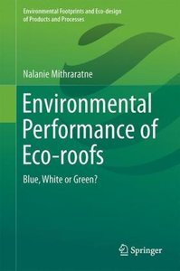 Environmental Performance of Eco-roofs