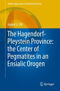 The Hagendorf-Pleystein Province: the Center of Pegmatites in an