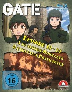Gate - 2. Staffel - Gesamtausgabe