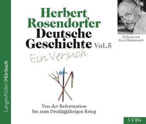 Deutsche Geschichte - Von der Reformation bis zum Dreißigjährige