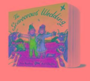 The Scarecrows' Wedding. Gift Edition Board Book