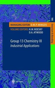 Group 13 Chemistry 3