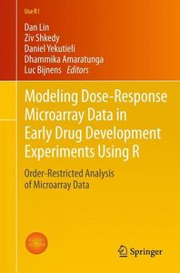 Modeling Dose-response Microarray Data in Early Drug Development