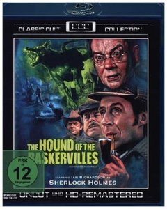Sherlock Holmes - Der Hund von Baskervilles, 1 Blu-ray