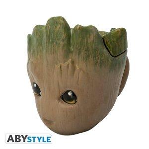 ABYstyle - Marvel - Groot 3D Tasse