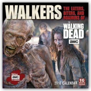 Walkers: The Eaters, Biters, and Roamers of The Walking Dead 201