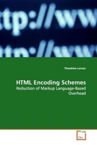 HTML Encoding Schemes