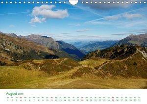 Bergwelt in Österreich (Wandkalender 2019 DIN A4 quer)