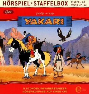 Yakari Hörspiel-Staffelbox 1.2
