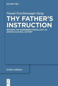Thy Father's Instruction