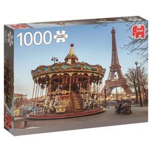 Paris, Frankreich - 1000 Teile Puzzle