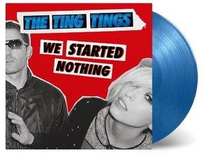 We Started Nothing (ltd blau/silber Mix Vinyl)