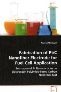Fabrication of Pt/C Nanofiber Electrode for Fuel Cell Applicatio