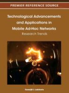 Technological Advancements and Applications in Mobile Ad-Hoc Net