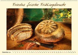 Mein liebstes Brot(Premium, hochwertiger DIN A2 Wandkalender 202