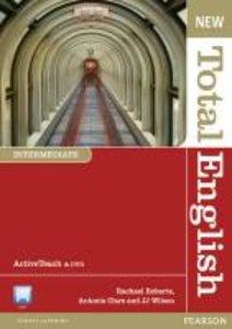 New Total English Intermediate Active Teach CD-ROM