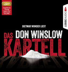 Das Kartell (4 MP3-CDs)