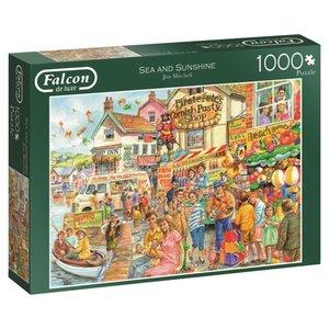 Sea & Sunshine - 1000 Teile Puzzle