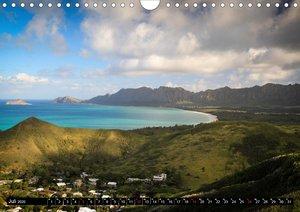 Wandern auf Hawaii - Berge im Pazifik
