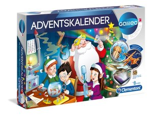AK Galileo Adventskalender 2018