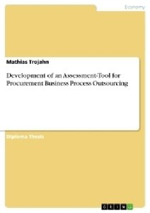 Development of an Assessment-Tool for Procurement Business Proce