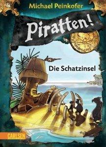 Piratten! 05: Die Schatzinsel