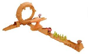 Mattel Cars 3 Transformin Winter Willie\'s Butte