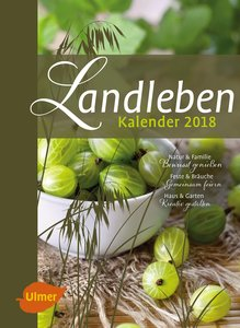 Landleben-Kalender 2018