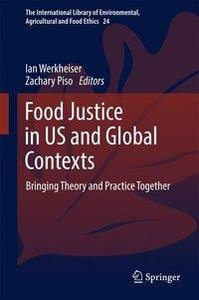 Food Justice in US and Global Contexts