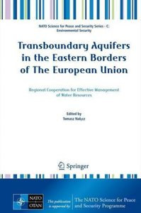 Transboundary Aquifers in the Eastern Borders of The European Un