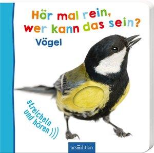 Hör mal rein, wer kann das sein? Vögel