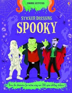 Sticker Dressing: Spooky