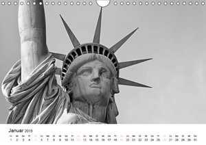 New York (Wandkalender 2019 DIN A4 quer)