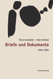Briefe und Dokumente 1958-1995