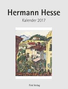 Hermann Hesse 2017. Kunstkarten-Einsteckkalender