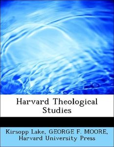 Harvard Theological Studies