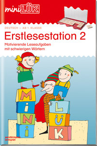 LÜK mini. Erstlesestation 2