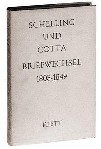 Briefwechsel 1803 - 1849