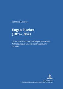 Eugen Fischer (1874-1967)