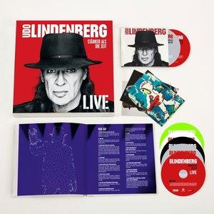 Stärker Als Die Zeit-Live (Super Deluxe Box)